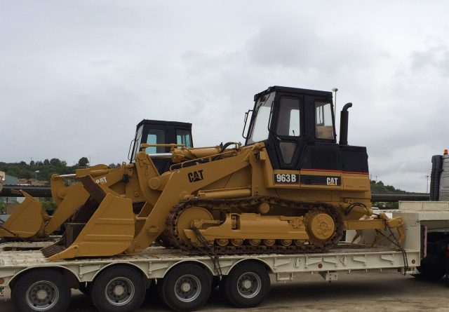 CAT963 B